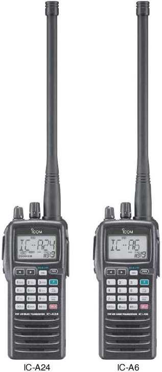 965dde1c999 The ICOM A24 is virtually identical to the ICOM A6